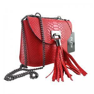 bolso de colgar de Di Piu Milano modelo Lexie Rouge